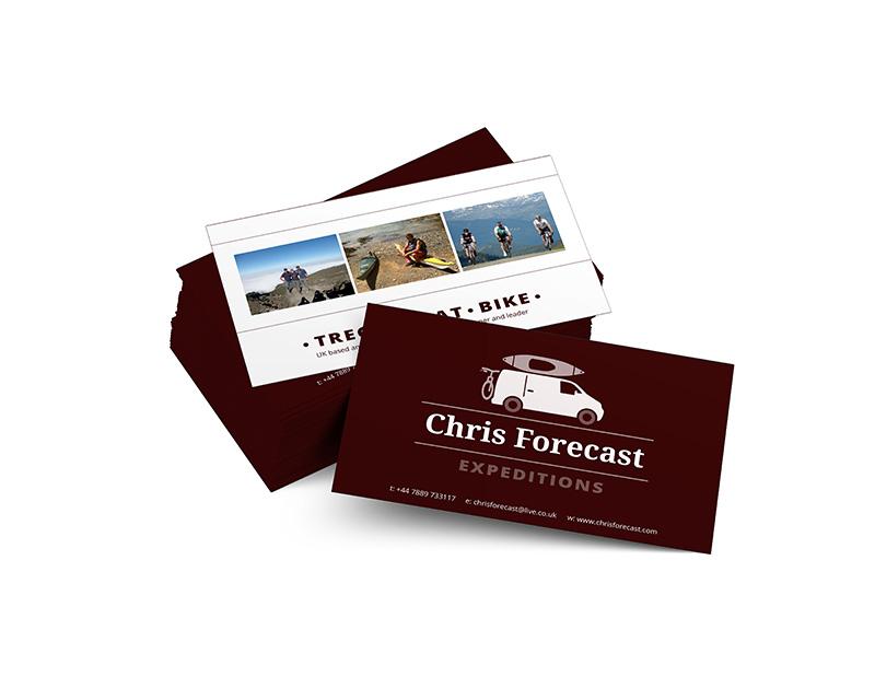 Company Cards Business Cards Cards Chris Forecast