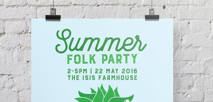 Summer-Folk-Party