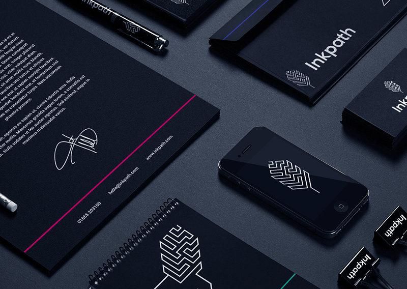 Inkpath Brand & App Design