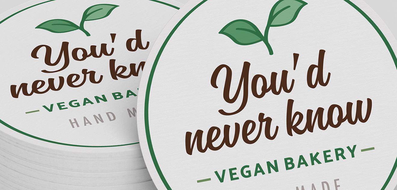 You'd Never Know – Logo Design