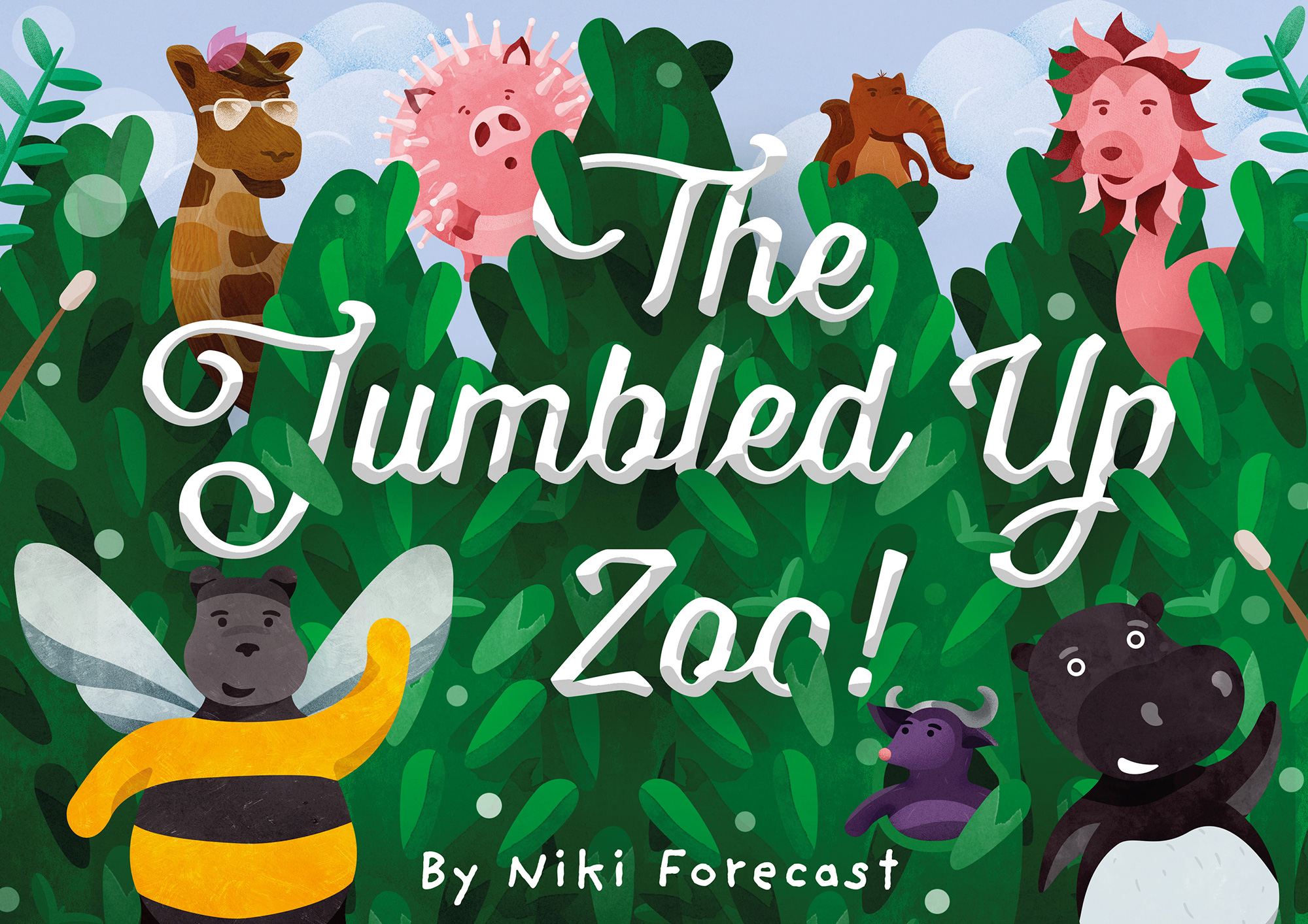 The Jumbled Up Zoo